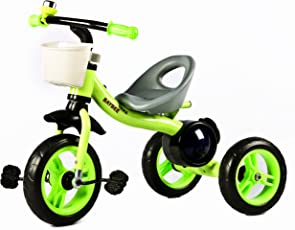 Baybee Octroid Tricycle For Kids - Green