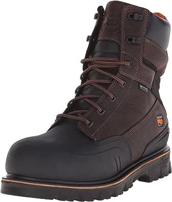 Timberland Pro Men's 8 Rigmaster XT Steel Toe Waterproof Work Boot