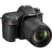 Nikon D7500 Fotocamera Reflex Digitale con Obiettivo AF-S DX NIKKOR 18-140mm f/3.5-5.6G ED VR, 20,9 Megapixel, Wi-Fi…