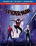 Spider-Man: Into the Spider-Verse (Blu-ray 3D + Blu-ray + Bonus Disc) (3-Disc Box Set) (Slipcase Packaging)