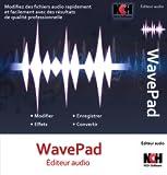 WavePad - Éditeur audio version gratuite [Téléchargement]...