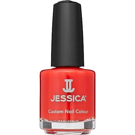 JESSICA Custom Nail Colour, Blazing