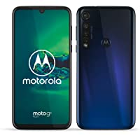 moto g8 plus Dual-SIM Smartphone (6,3 Zoll-Max vision-Display, 48-MP-Quad-Pixel-Triple-Kamera, 64 GB/4 GB, Android 9.0…