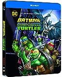 Batman vs. TMNT [Blu-Ray + DVD + Digital-Boîtier SteelBook]
