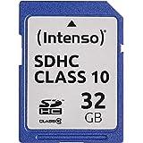 Intenso SDHC 32GB Class 10 Speicherkarte blau