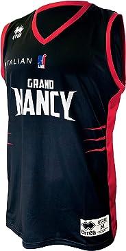 SLUC Nancy Maillot Officiel Extérieur 2019-2020 Basketball Mixte