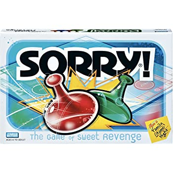 Parker Brothers Sorry! Board Game