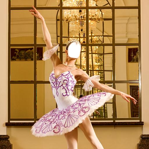 Ballerina-Mädchen-Foto-Montage (Ballerina Editor)