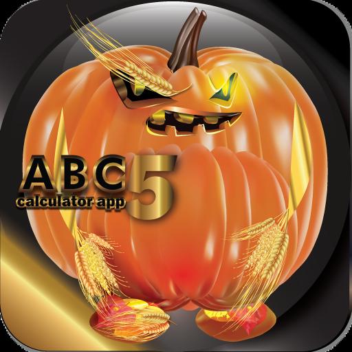 PumpkinCalc HD+ My Cute Talking Pumpkin Calculator - Halloween Gift Idea (KINDLE Fire HD Compatible)