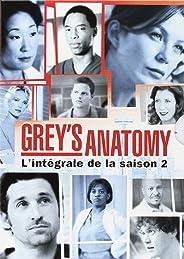 Grey's Anatomy : L'intégrale saison 2 - Coffret 8 DVD
