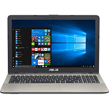 "ASUS K541UA-GQ1285T - Portátil DE 15.6""  HD (Intel Core i3-6006U, RAM de 4 GB, 500 GB HDD, Intel HD Graphics 520, Windows 10) Negro Chocolate - Teclado QWERTY Español"