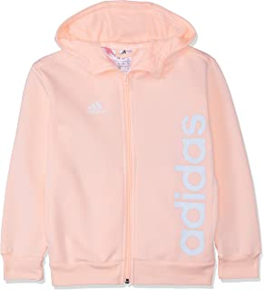 adidas Linear Full Zip Sweat Shirt À Capuche Mixte