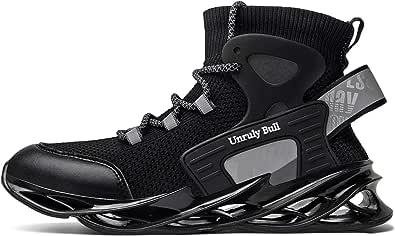 Scarpe da ginnastica da uomo urbano alte scarpe sportive casual moda