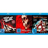 Tanz der Teufel Teil 1+2+3 (1-3) [Blu-ray Set] - Uncut