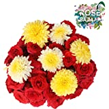 Rose Bazaar Assorted Flowers - 1Kg