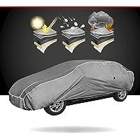 in acrilico Protezione isolante per taxi per auto Welltobuy suv divisorio interno tra prima fila e seconda fila taxi protezione automatica per isolamento perfetto per berlina trasparente