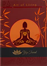 Nightingale Yoga Journal - B Design, A5, 160 Pages