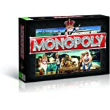 Monopoly Die Geissens - Deluxe Brettspiel   Gesellschaftsspiel   Spiel   8 goldene Sammler Spielfiguren   Deutsch