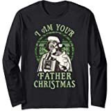 Star Wars Darth Vader I Am Your Father Christmas Manche Longue