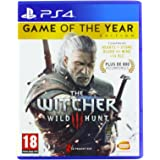 The Witcher 3 : Wild Hunt Game of the Year Edition (PS4)