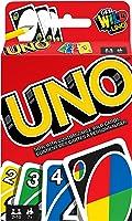 Mattel W2085 Uno - Gioco di Carte, Versione Standard