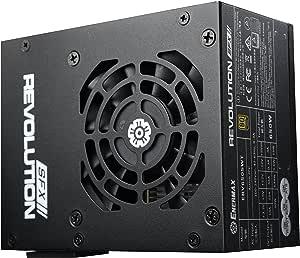 """Enermax ERV650SWT """"Revolution SFX 650W"""" PC-Netzteile schwarz"""