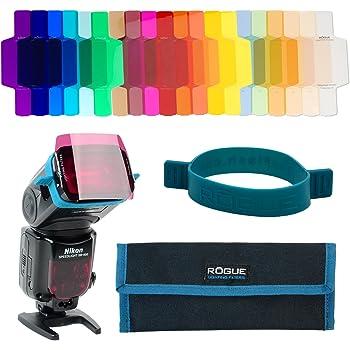Rogue ROGUEGELS-U Pack de filtres colorés pour Flash