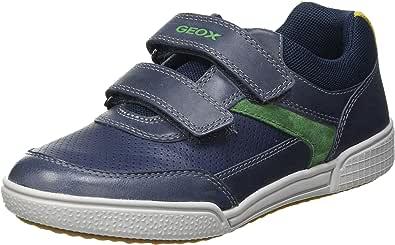Geox Boy's J Poseido Sneaker