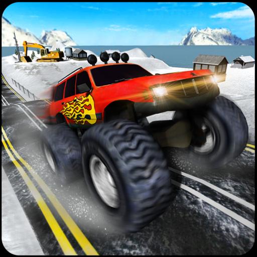 Offroad Monster Truck Simulator 3D