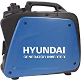 HYUNDAI Inverter-Generator HY55002 D (tragbarer Benzin Generator, Inverter Stromerzeuger mit 1.8 kW Maximalleistung und…
