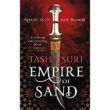 Empire of Sand (The Books of Ambha Book 1)