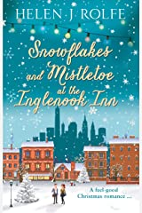 Snowflakes and Mistletoe at the Inglenook Inn: A gorgeously uplifting Christmas romance (New York Ever After, Book 2) Kindle Edition