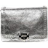 marc ellis borsa argento cm 18x22x10