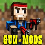 Weapon and Gun - Mods for MCPE and PE