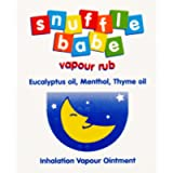 Snufflebabe Vapour Rub for Babies, 24g