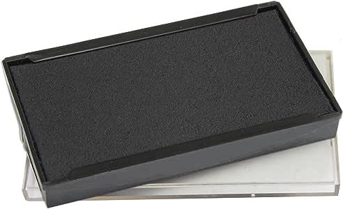 /è sufficiente/ Regali con nomi 1434/timbro cuscino cuscinetto di ricambio Scambio cuscino per posta modello XL /zigtausend impronte circa 6,1/x 3,3/cm Verde