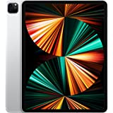 2021 Apple iPadPro (12,9‑inch, Wi-Fi + Cellular, 512GB) - zilver (5egeneratie)