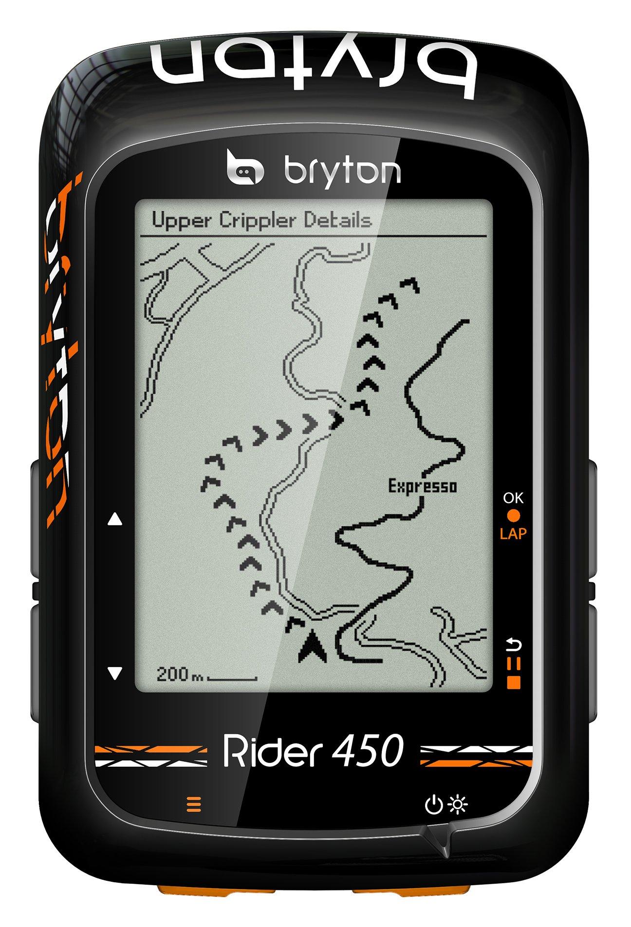 Bryton Rider 450E, Computer GPS Unisex