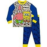 SpongeBob Squarepants Pijamas para Niños Bob Esponja