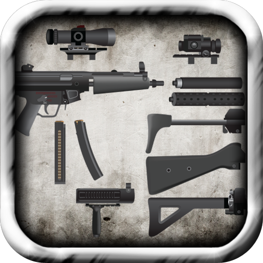 Submachine Gun Builder -