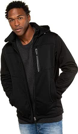 JP 1880 Menswear Big & Tall Plus Size L-8XL Fleece Lined Softshell Jacket 714279