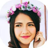 Snap Flower Crown Stickers