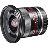 walimex pro 12/2,0 APS-C Fuji X schwarz