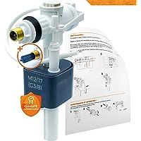 MAISONSAB Flotteur WC Chasse d'eau Haute Qualité 2X PLUS RAPIDE [Filtre + Notice] 1 Million de déclenchement Mécanisme…