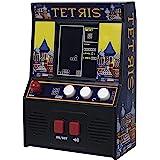 Basic Fun! 09594 Game Screen Tetris mini arkadspel (4C skärm), flera färger