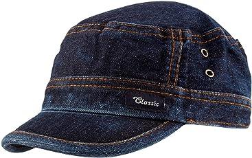 starstep Men/Women Unisex Stylish Denim Cap