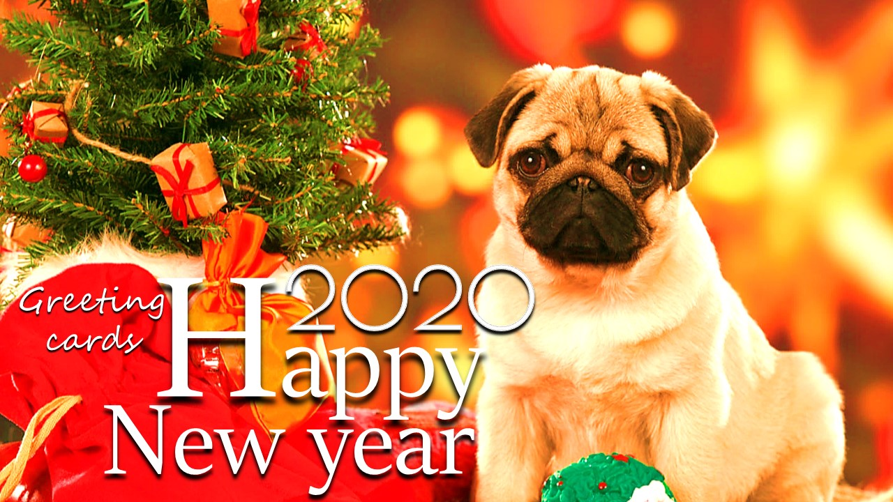 Happy New Year Greeting Cards 2020 Amazon In Appstore For