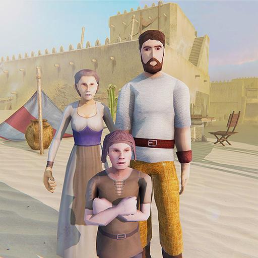 Dorfbewohner Familienleben Simulator Spiel 2019