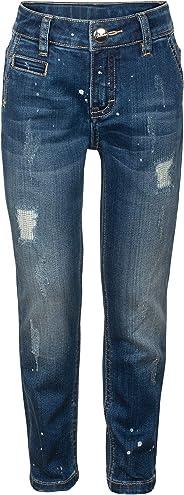 GULLIVER Jeans Mädchen Kinder Jeans Blau Jeanshosen 2-6 Jahre 98-116 cm