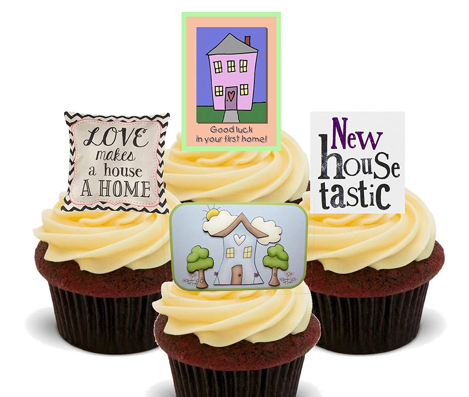 first home cakes housewarming cake designs inspiring home interior first home new house edible cupcake toppers stand up wafer first home cakes first home new